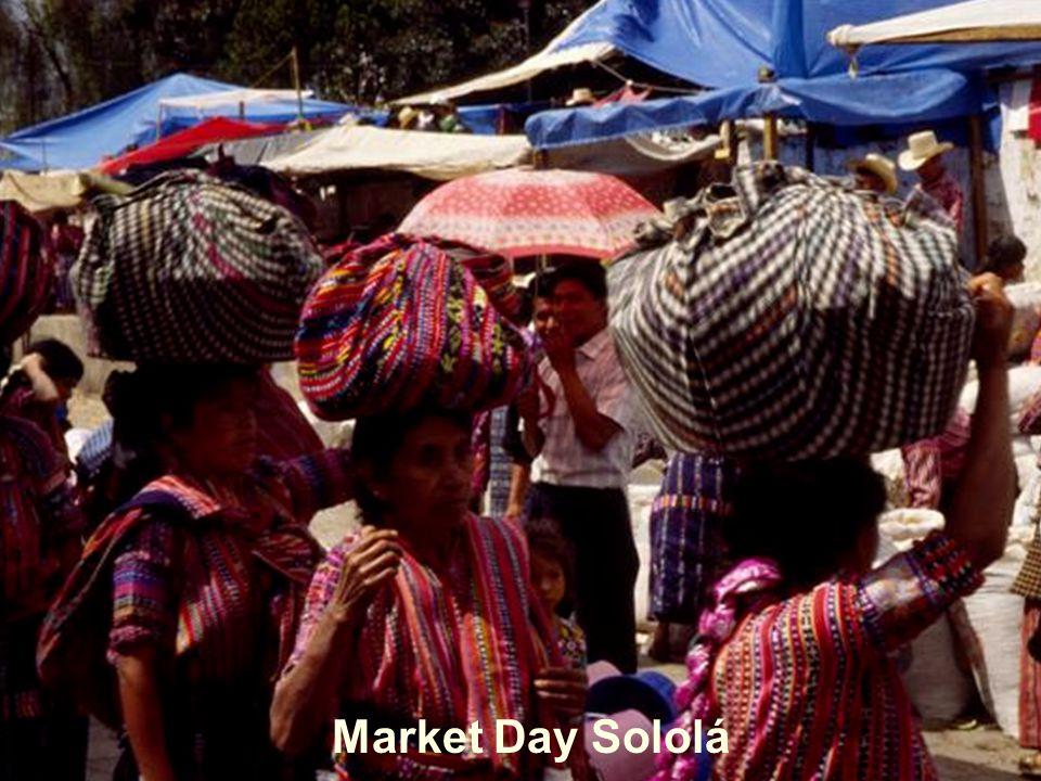 Market Day Sololá