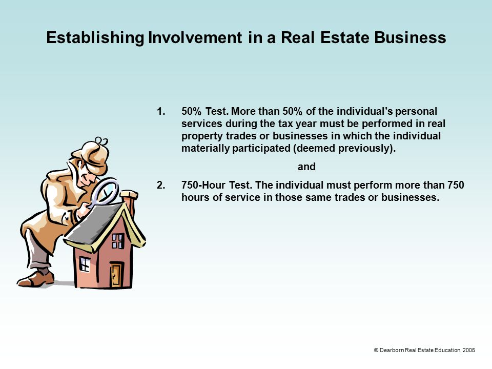 © Dearborn Real Estate Education, 2005 1.50% Test.