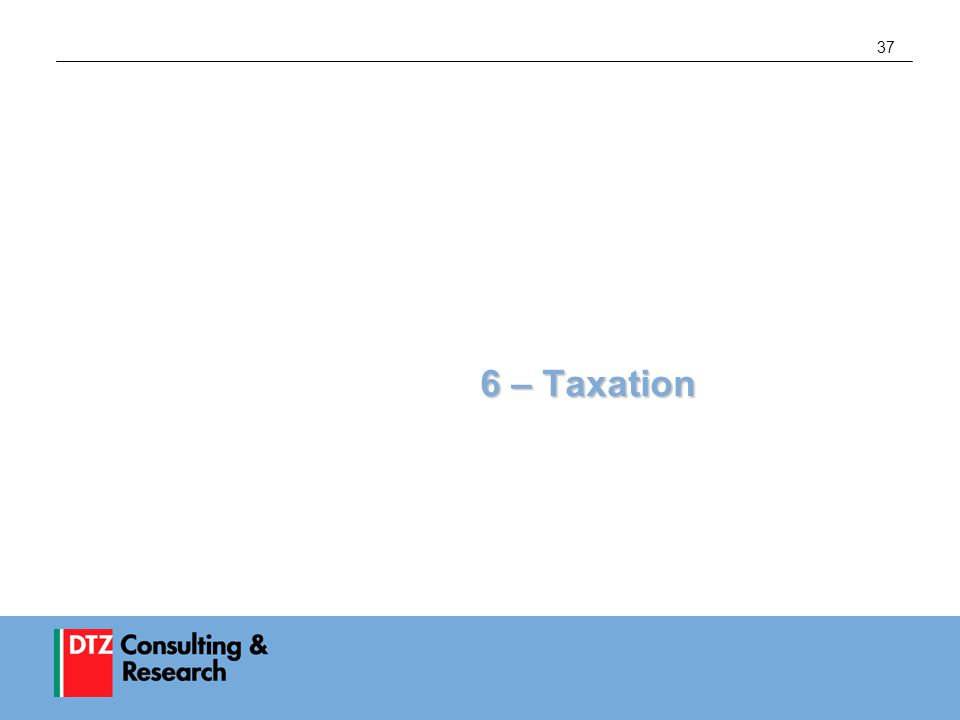 37 6 – Taxation