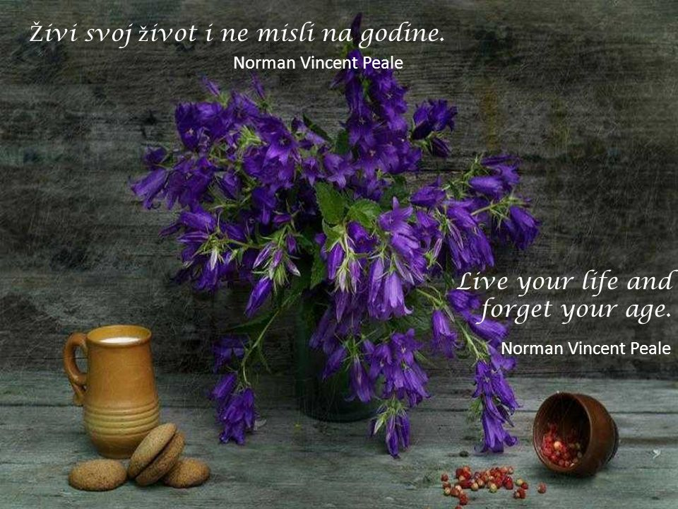 Gdje je ljubav, tu je i ž ivot. Mohandas K. Gandhi Where there is love there is life. Mohandas K. Gandhi