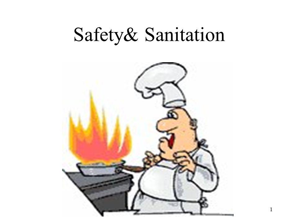 1 Safety& Sanitation