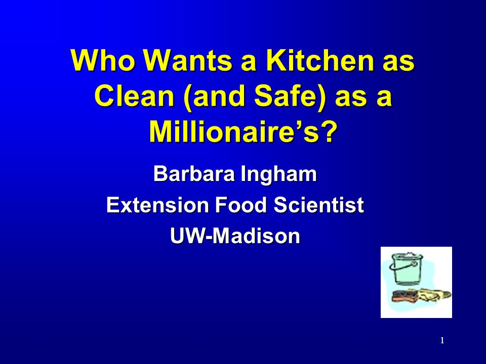 42 Who Wants a House as Clean as a Millionaire's?- $1,000,000 Answer: A., B., C., and D.