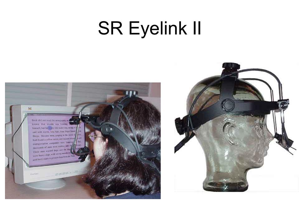 SR Eyelink II