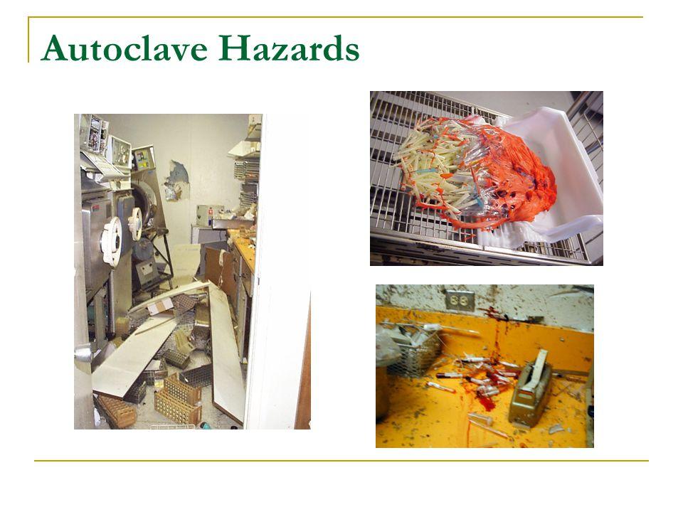 Autoclave Hazards