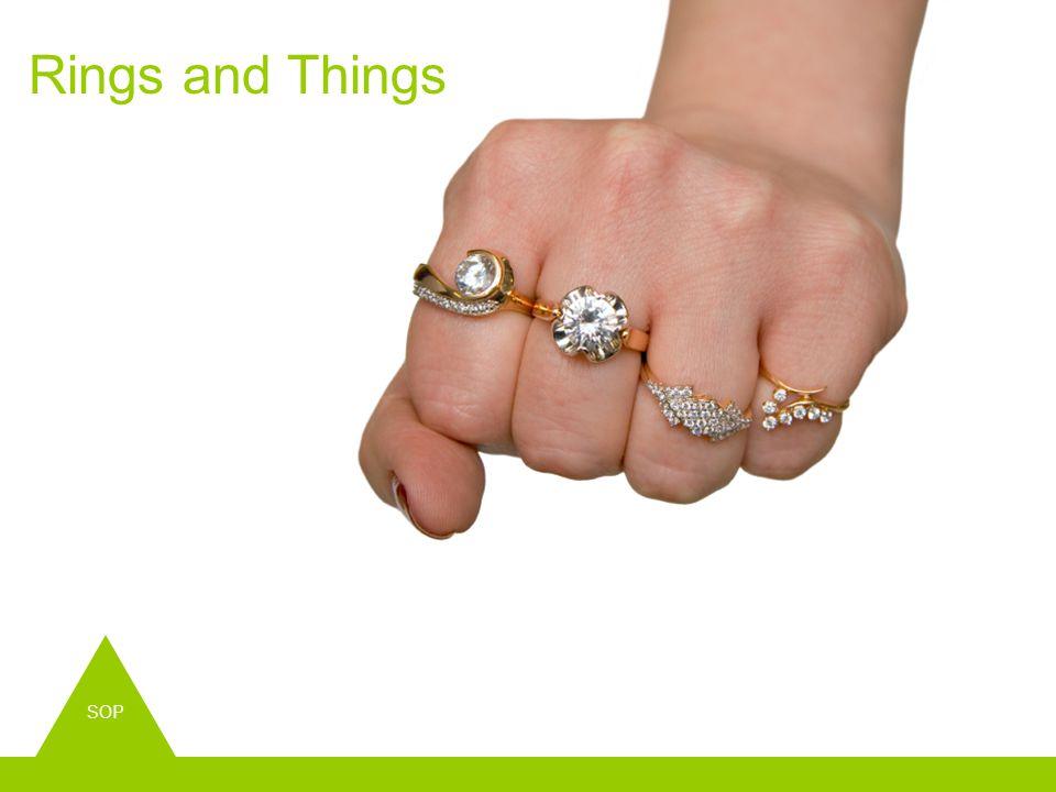 SOP Rings and Things