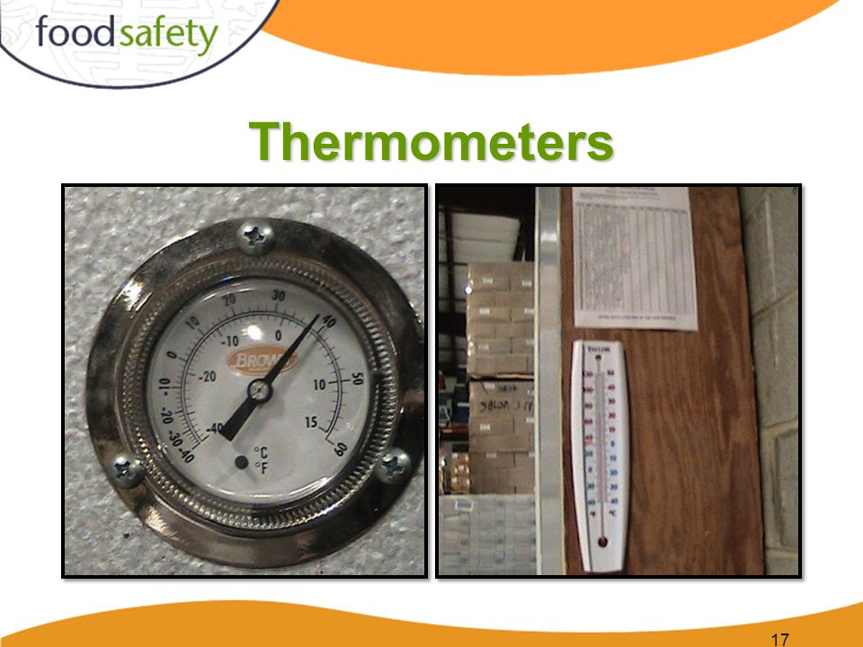 Thermometers 17