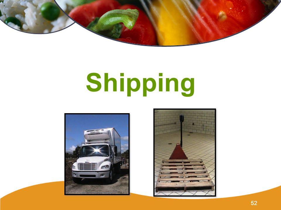 Shipping 52
