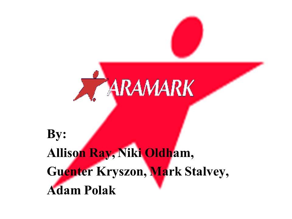 By: Allison Ray, Niki Oldham, Guenter Kryszon, Mark Stalvey, Adam Polak