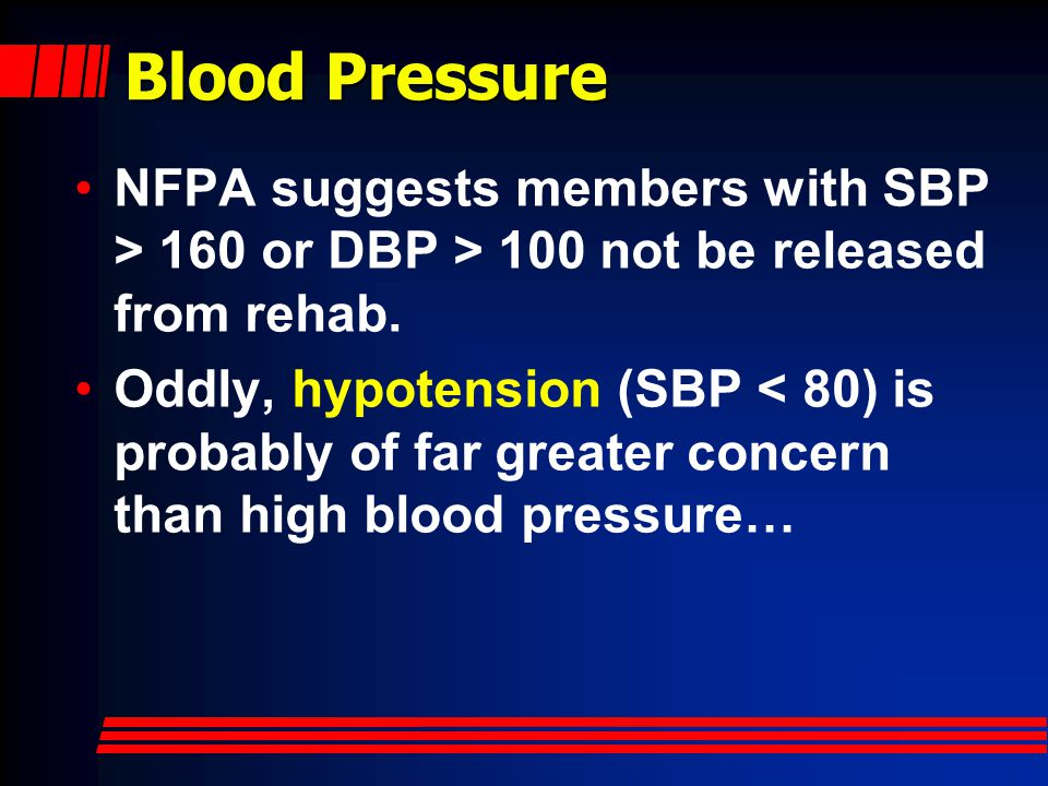 Blood Pressure Sources of error: 1.Cuff size 2.Arm placement 3.NIBP Potential for cross contamination: -Need to decon between each use