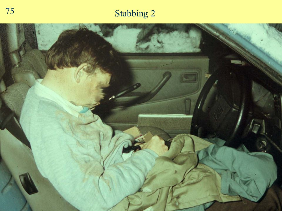 Stabbing 1 74