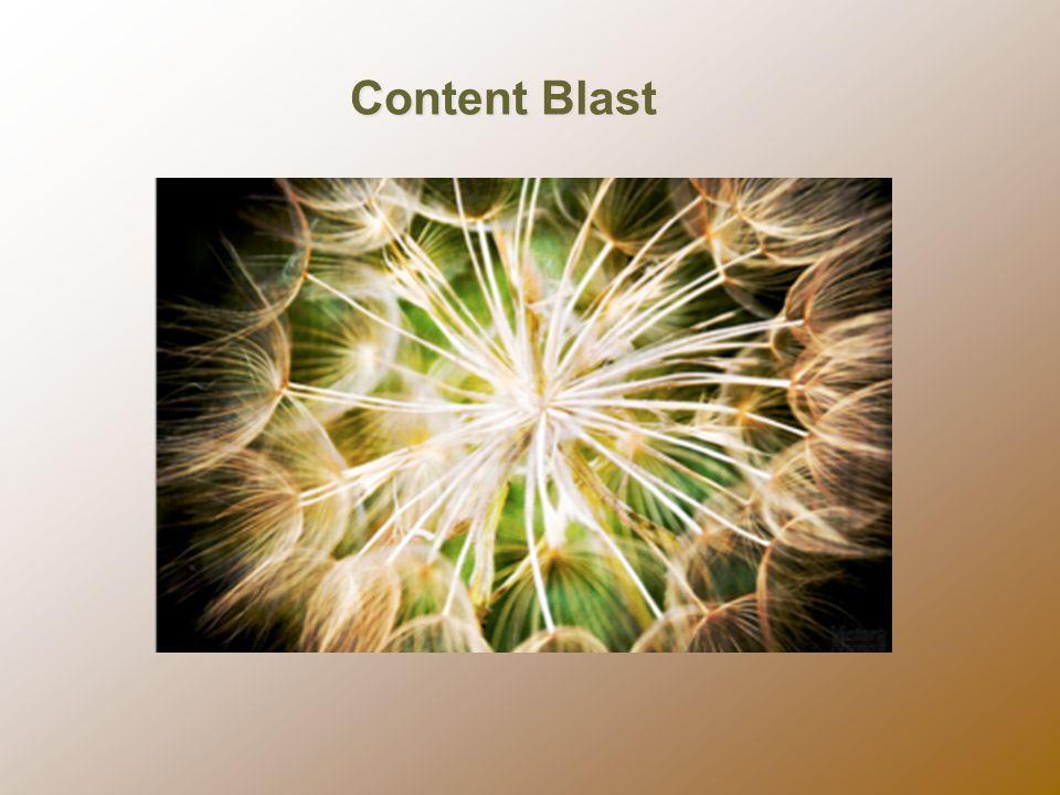 Content Blast