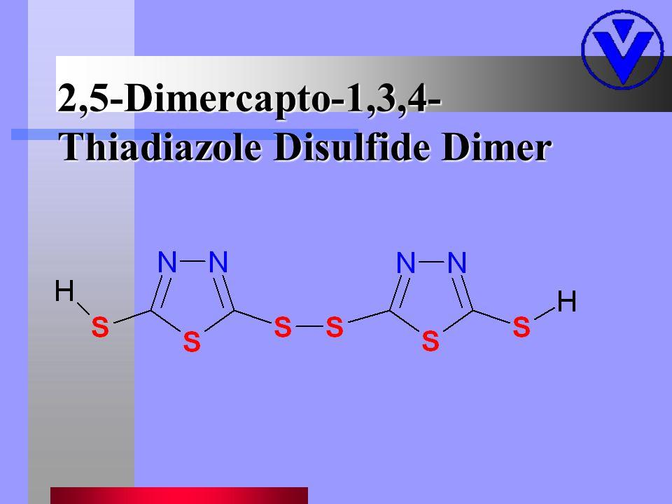 2,5-Dimercapto-1,3,4- Thiadiazole Disulfide Dimer