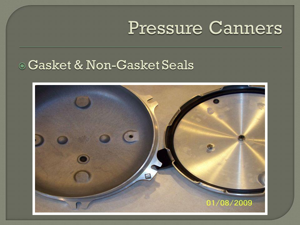  Gasket & Non-Gasket Seals