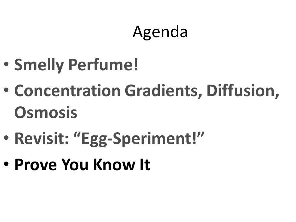 Agenda Smelly Perfume.
