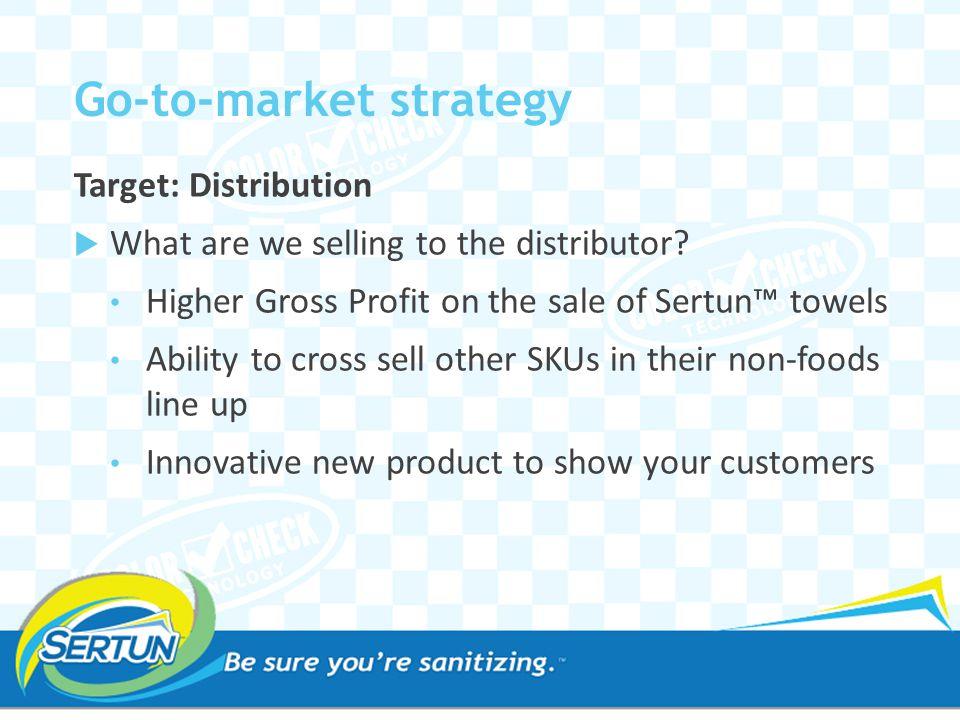 Distributor Sell Sheet