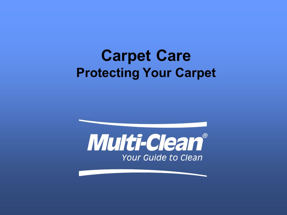 Special Cleaning Problems Rescue Cleaning- When extraction is not enough 1.Contact Time: Pre-spray with PRE-TREAT, especially any highly soiled areas.