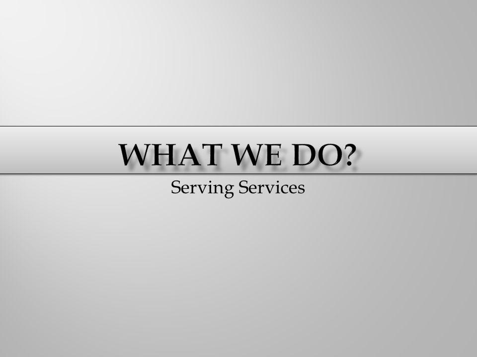 Serving Services