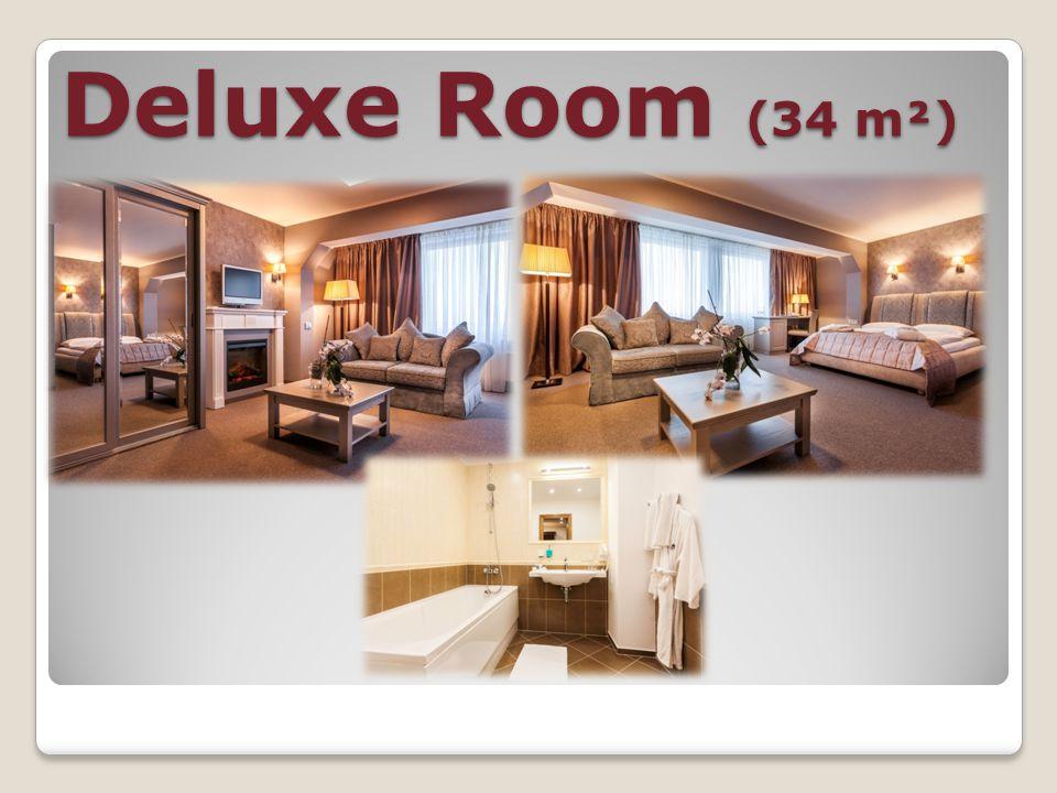 Deluxe Room (34 m²)