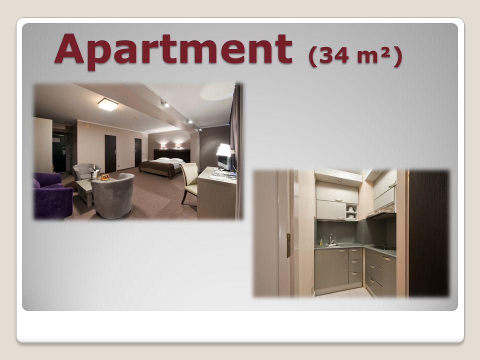 Apartment (34 m²)