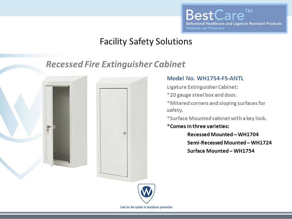 Facility Safety Solutions Model No.