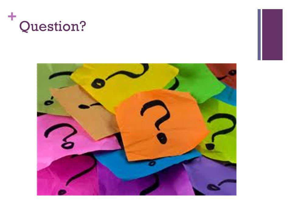 + Question