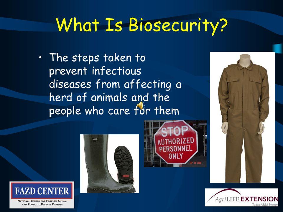 Biosecurity for Dairy Farm Workers Ellen Jordan, PhD; Ralph Bruno, DVM, MS; Juan A.