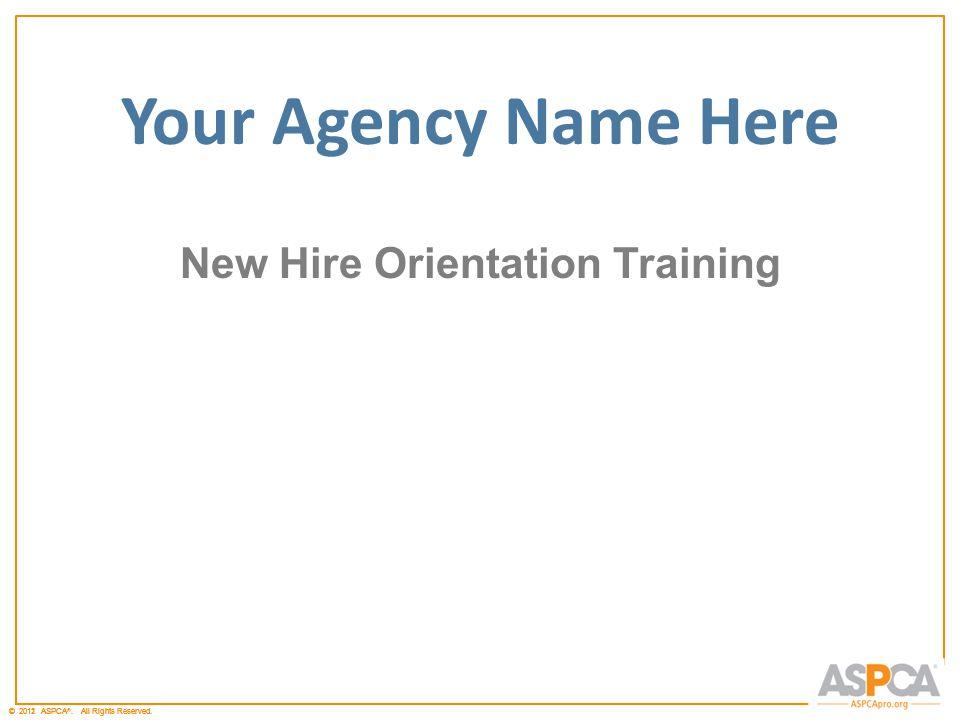 © 2011 ASPCA ®.All Rights Reserved.© 2012 ASPCA ®.