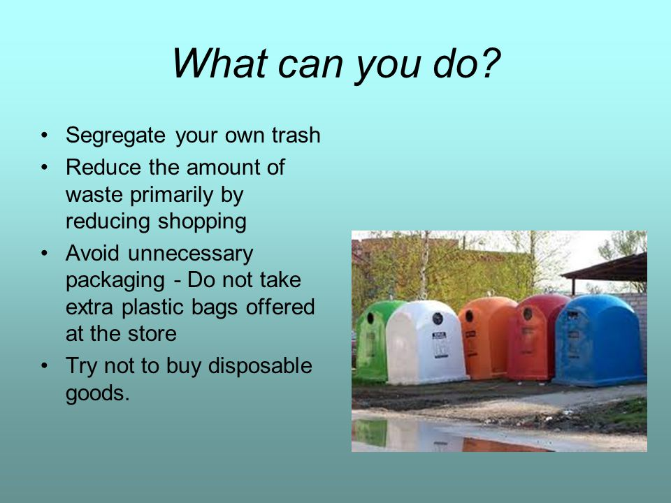 Dangerous garbage Dangerous (toxic) waste is toxic by-products of industry and our lifestyles.