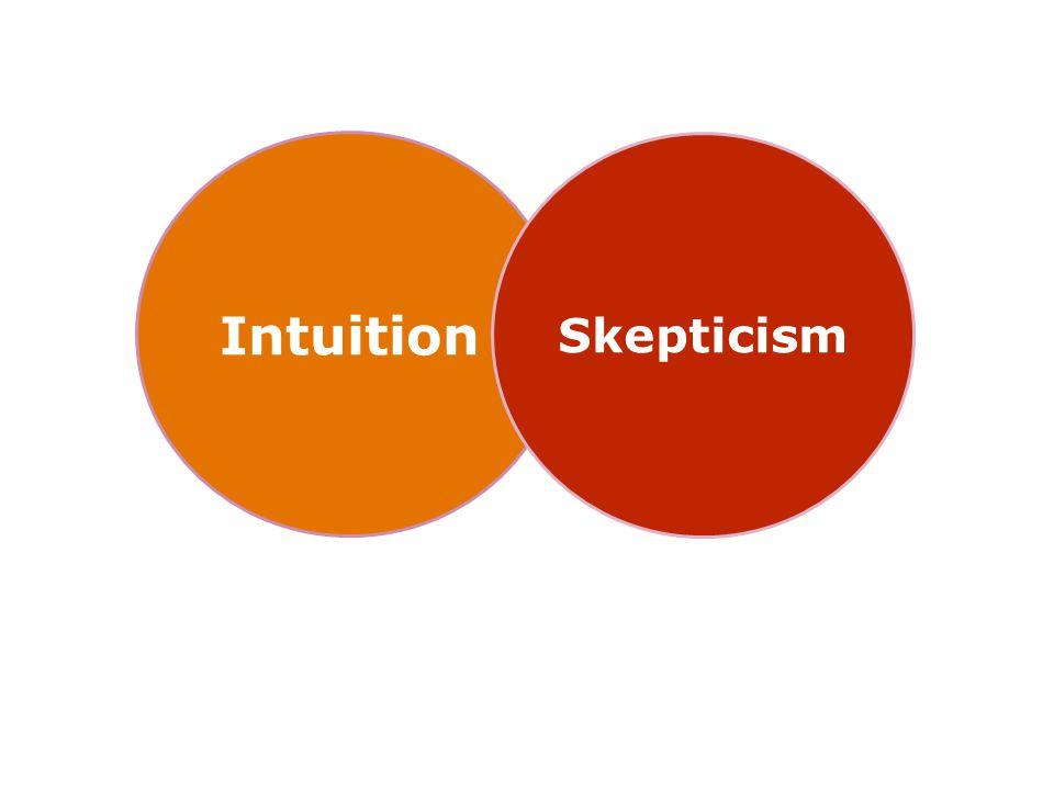 Intuition Skepticism