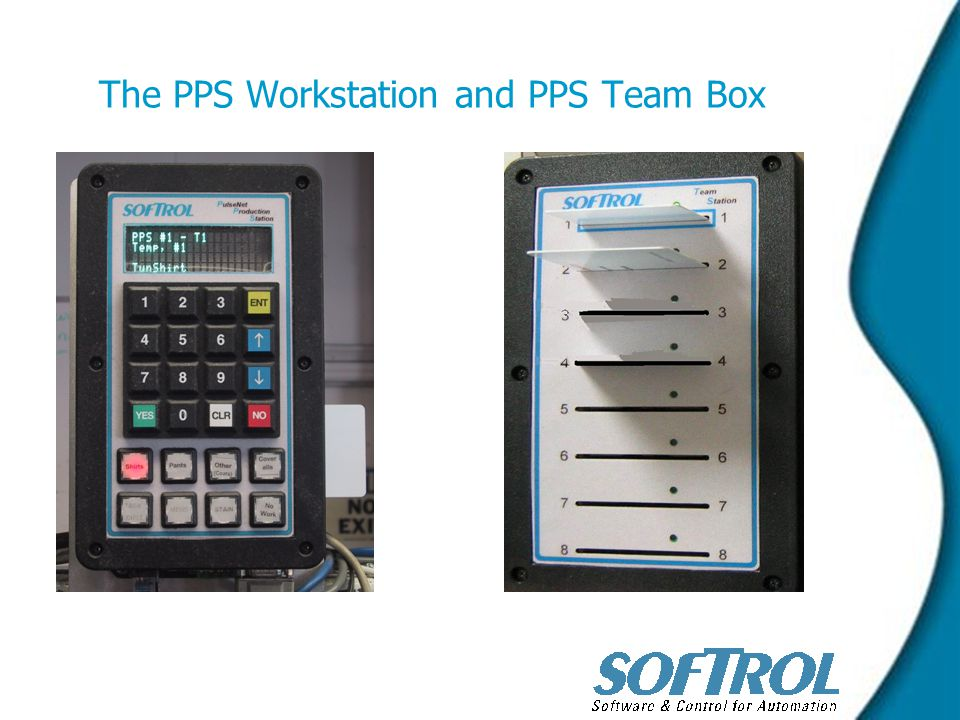 The PPS Workstation and PPS Team Box