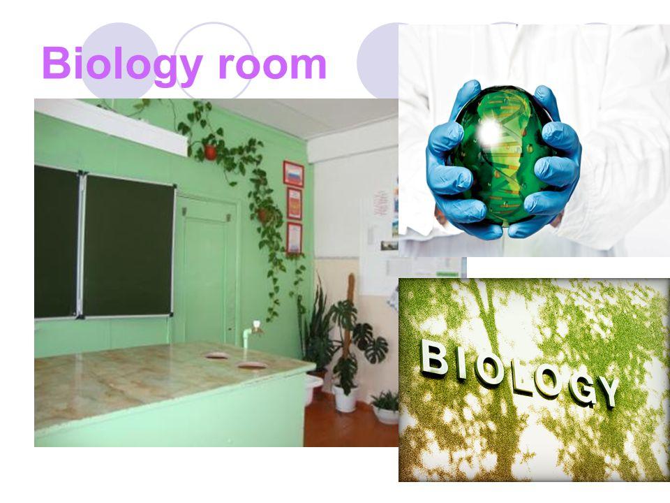 Biology room
