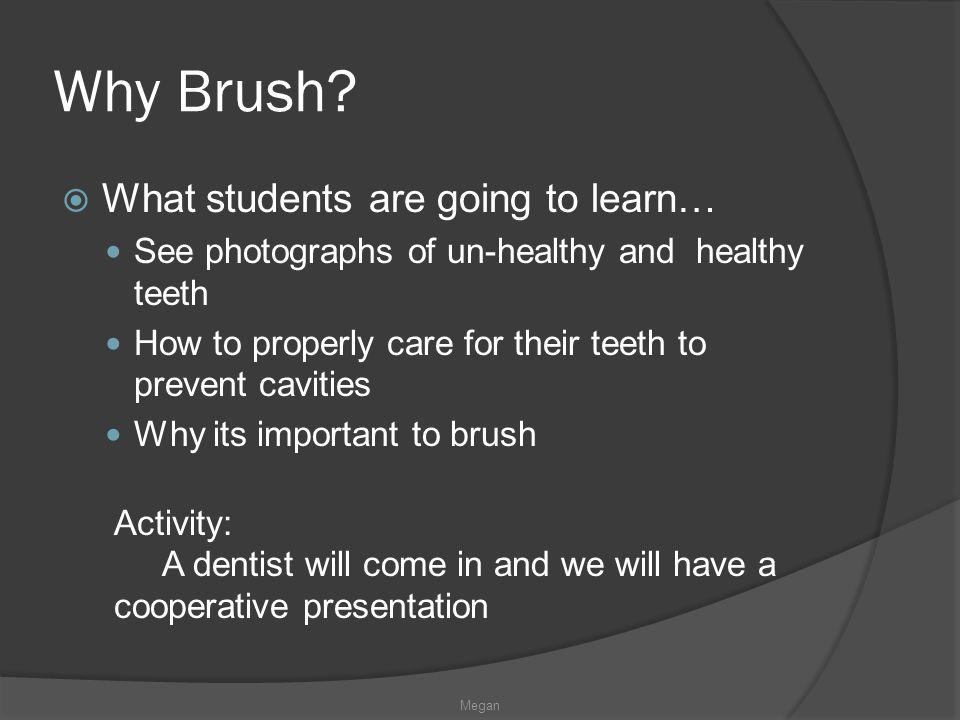 Why Brush.
