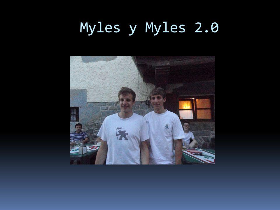 Myles y Myles 2.0