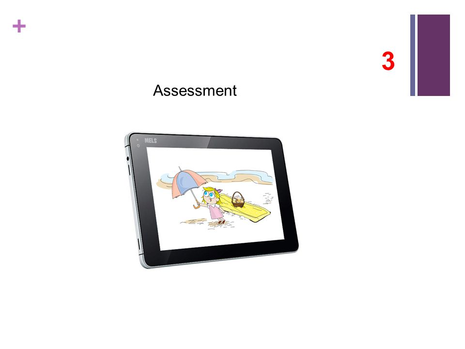 + 3 Assessment