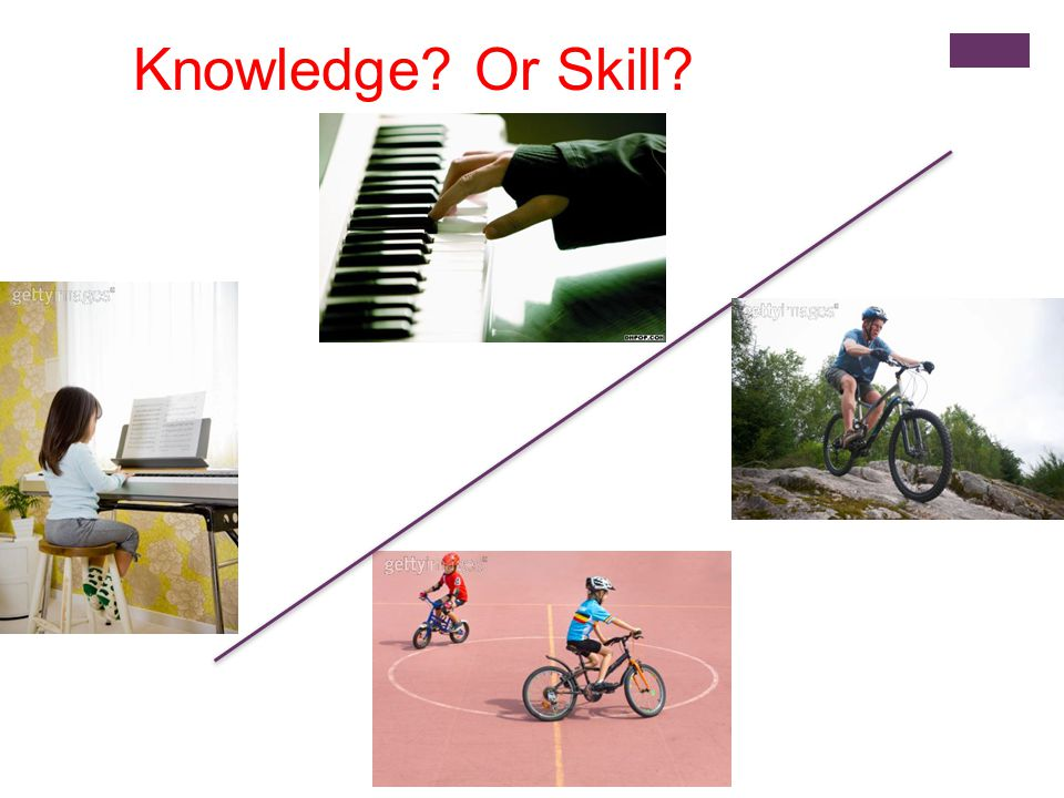 Knowledge Or Skill