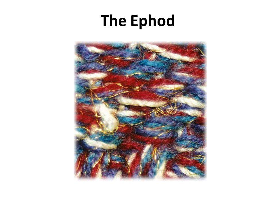The Ephod
