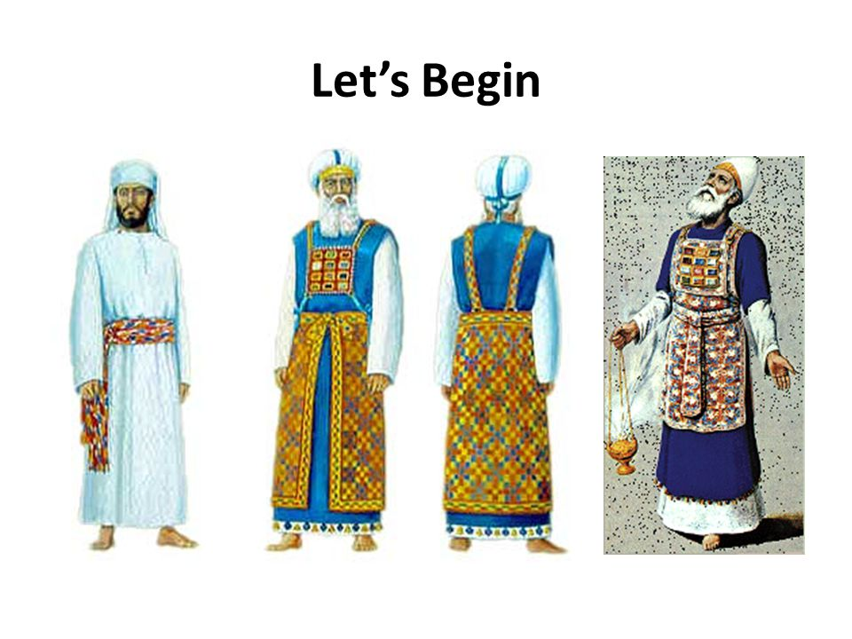Let's Begin