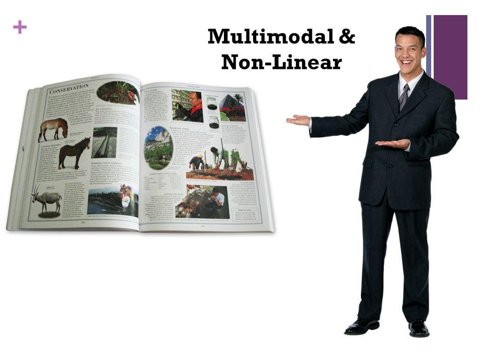 + Multimodal & Non-Linear
