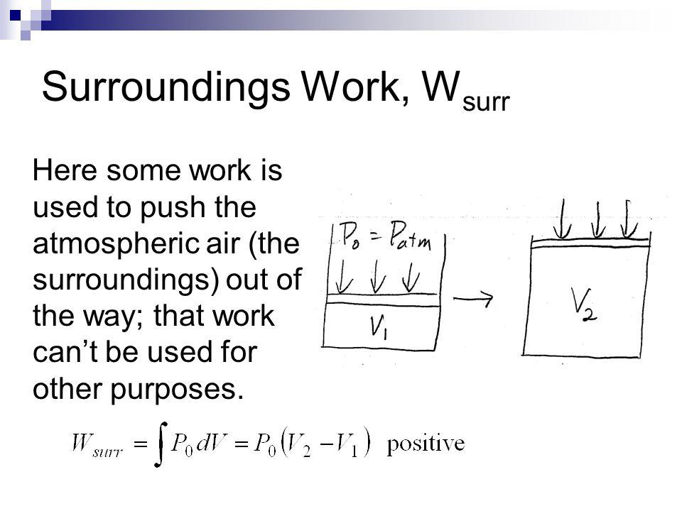 Exergy Analysis for a Cycle, 1 fluid stream, steady flow