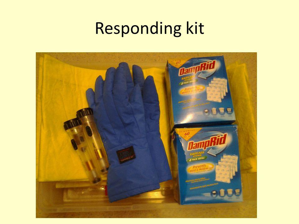 Goal: Save high priority frozen specimens.