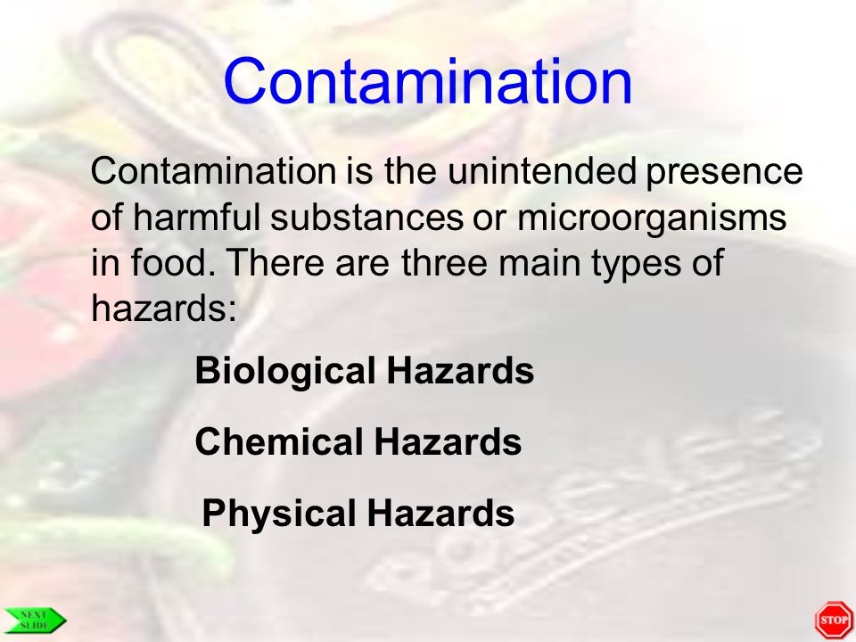 HACCP Personal Hygiene Employees must bathe daily and arrive to work in a clean uniform.