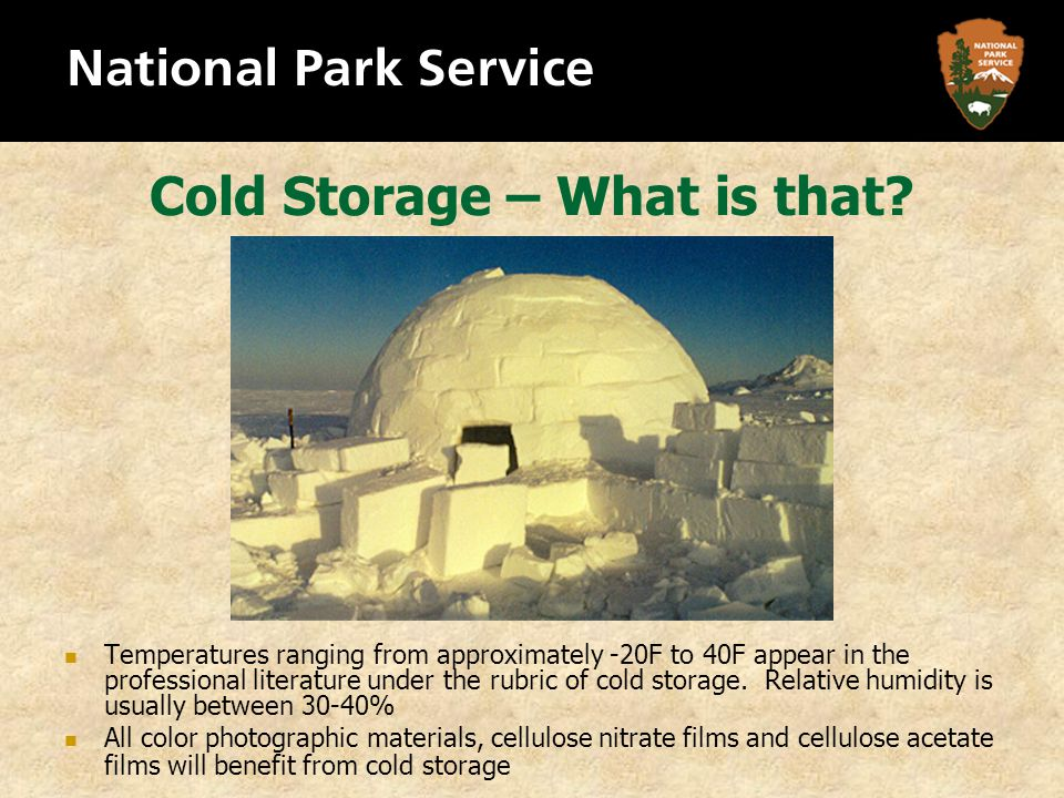 Cold Storage – What is that.
