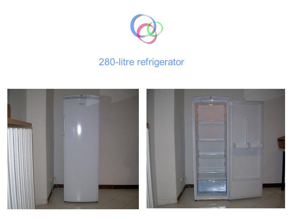 280-litre refrigerator