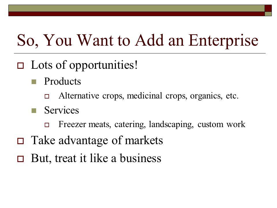 Treat it Like a Business.