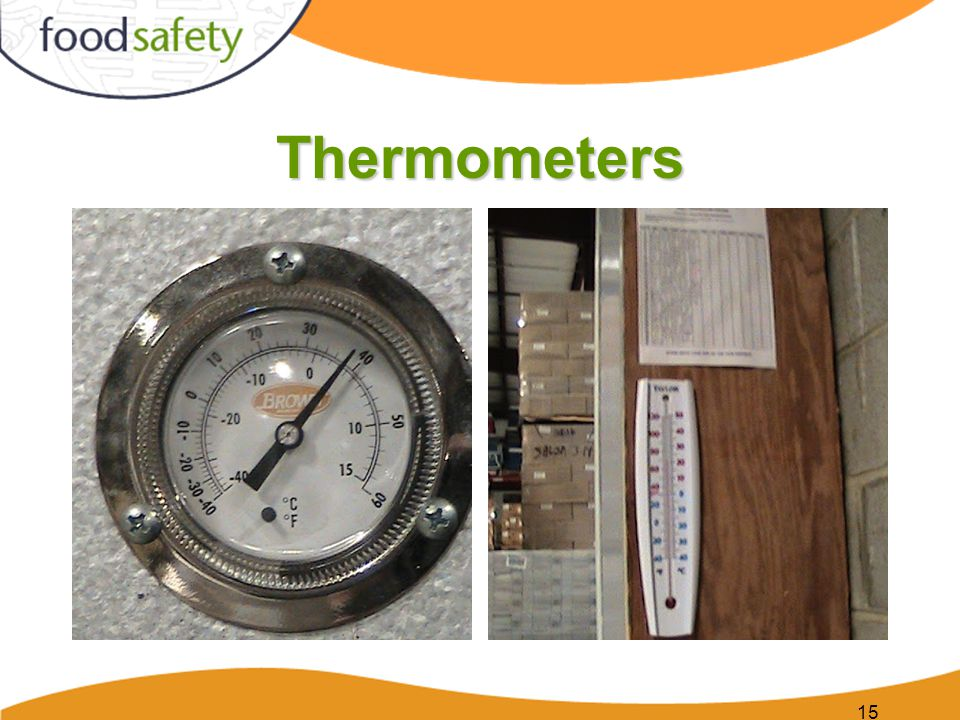 Thermometers 15