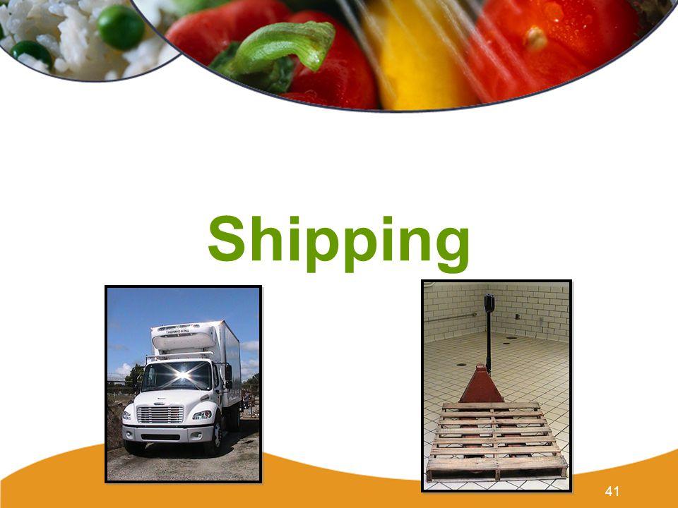 Shipping 41
