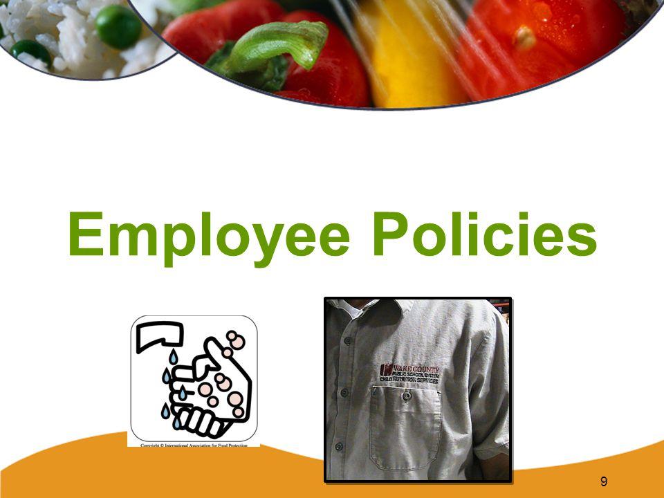 Employee Policies 9