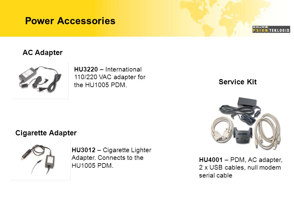 Power Accessories HU3012 – Cigarette Lighter Adapter.