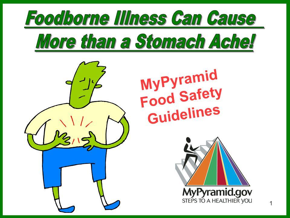 2 Estimates of foodborne illnesses in the U.S.