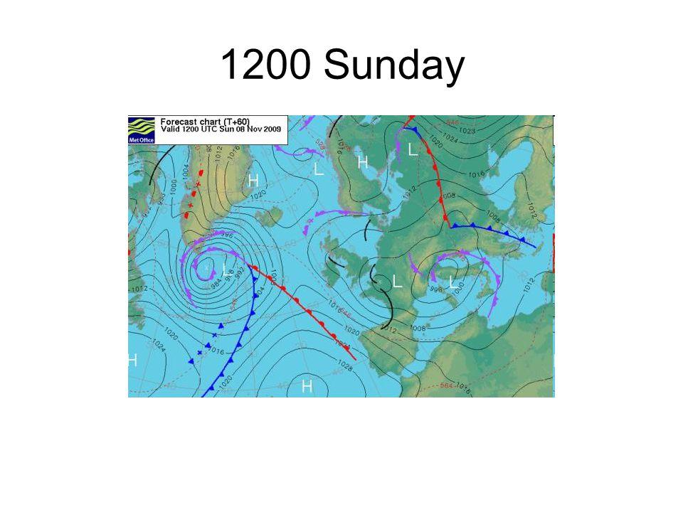 1200 Sunday